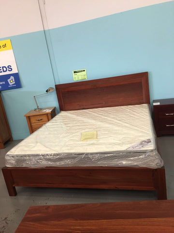 Beeliar Jarrah King Bed
