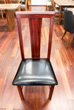 WA Jarrah King Chair