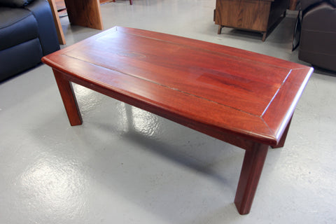 Sandra Jarrah Coffee Table