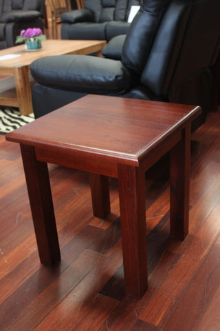 Donnelly Jarrah Lamp Table