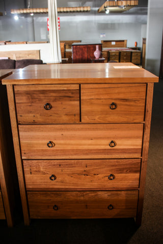 Sydney Chestnut Tall Chest
