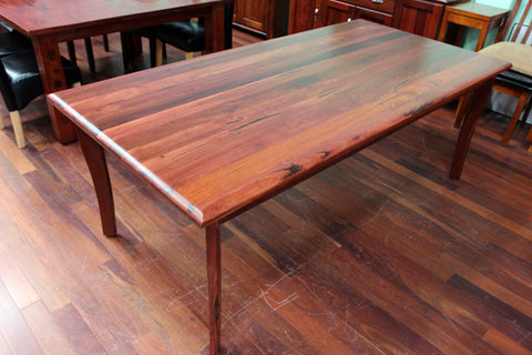 Santros Jarrah 2100 Dining Table