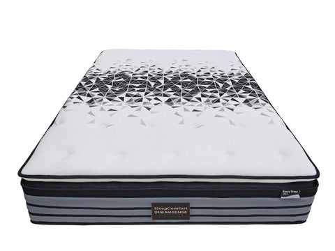 SleepComfort Luxury Gel Queen Pillowtop Mattress