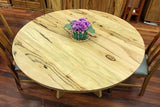 WA Marri Round 1.2M Dining Table (WA Made)