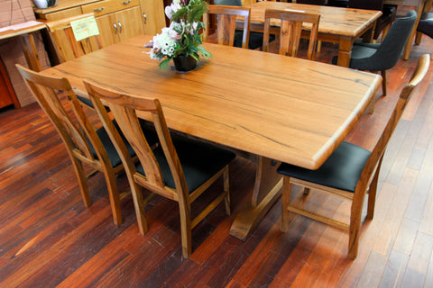 WA Marri Boranup Dining Table (WA Made)