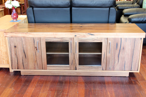 WA Marri Dampier 4 Door TV Unit (WA Made)
