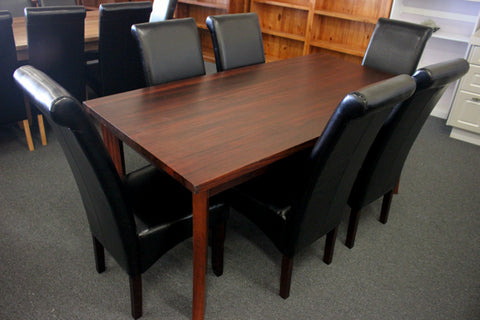 York Jarrah 1800 Dining Table