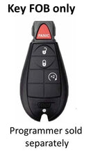 Load image into Gallery viewer, 4 Button Chrysler Dodge Ram Smart Key Fob (IYZC01C-4B-RS-FOB)