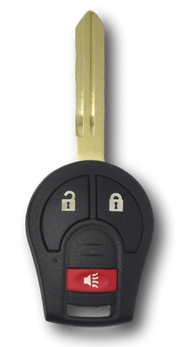 Nissan 3 Button Remote Head Key for Select Nissan Vehicles (CWTWB1U751-3B)