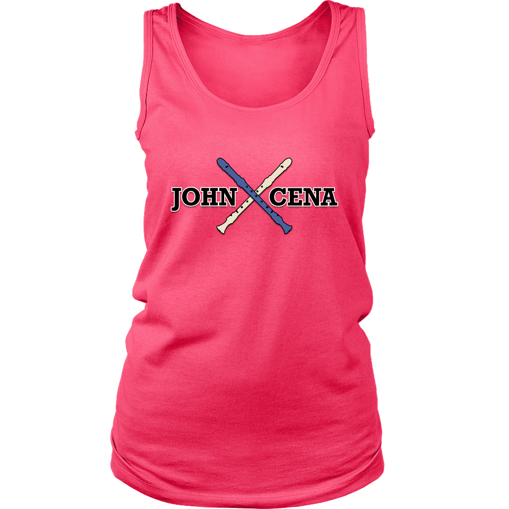 JOHN CENA | Womens Tank - Meme-Based Apparel & Merch by Dank Swankitude - Shirts, Hats, Mugs, Pillows, & More