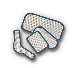 Kneehab Gelpads - Buy a Multipack and Save