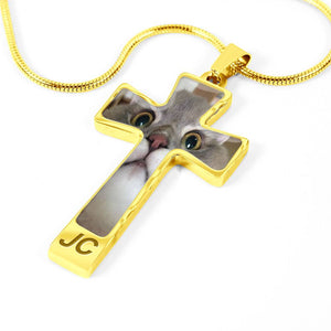 To my Wife - Cross - Luxury Necklace