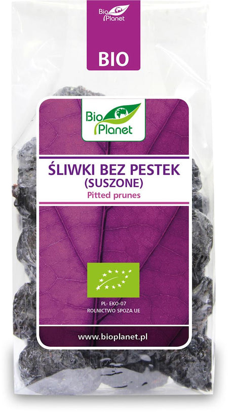 PLUMBS WITHOUT PEST (DRIED) BIO 200 g - BIO PLANET