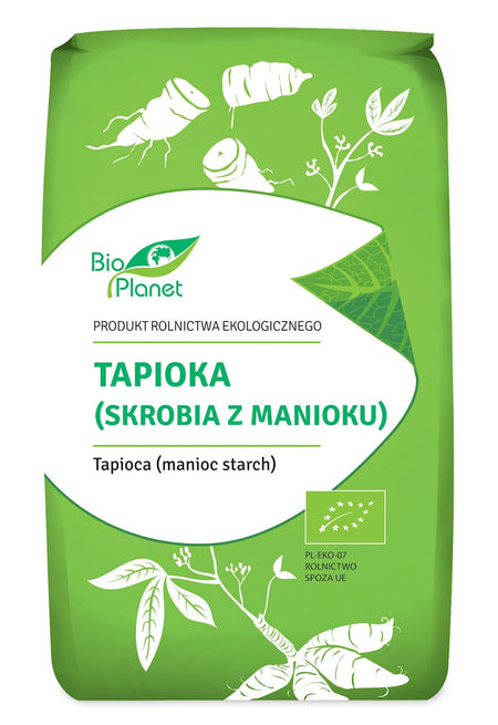 TAPIOKA (STROKE FROM MANIOK) BIO 400 g - BIO PLANET