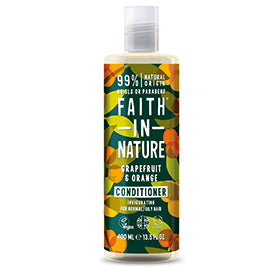 Kondicionieris - Greipfrūti un apelsīni, 400ml - Faith in Nature