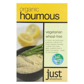 Hummus Mix, BIO, 125g - Just Wholefoods