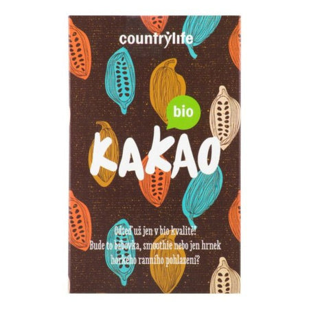 Kakao, 150 g, BIO - COUNTRY LIFE
