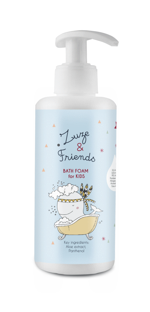 Vannas putas, 250ml - Zuze&Friends
