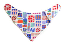 Load image into Gallery viewer, Baby Bandana Bib - Farmers' Market Produce