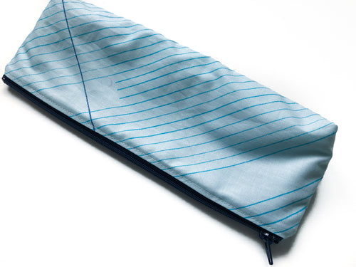 Pencil Pouch - Ruled Paper