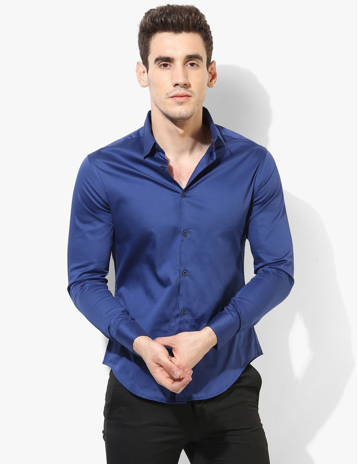 Royal Blue Premium Shirt