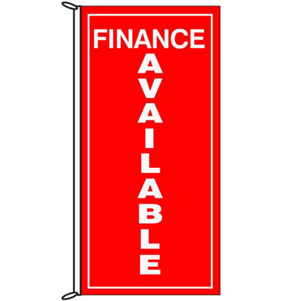 Finance Available Banner