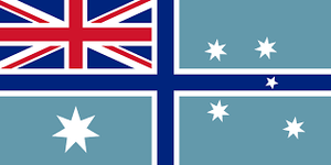 Australian Civil Air Ensign Flag