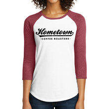 Load image into Gallery viewer, Women's Raglan Tee