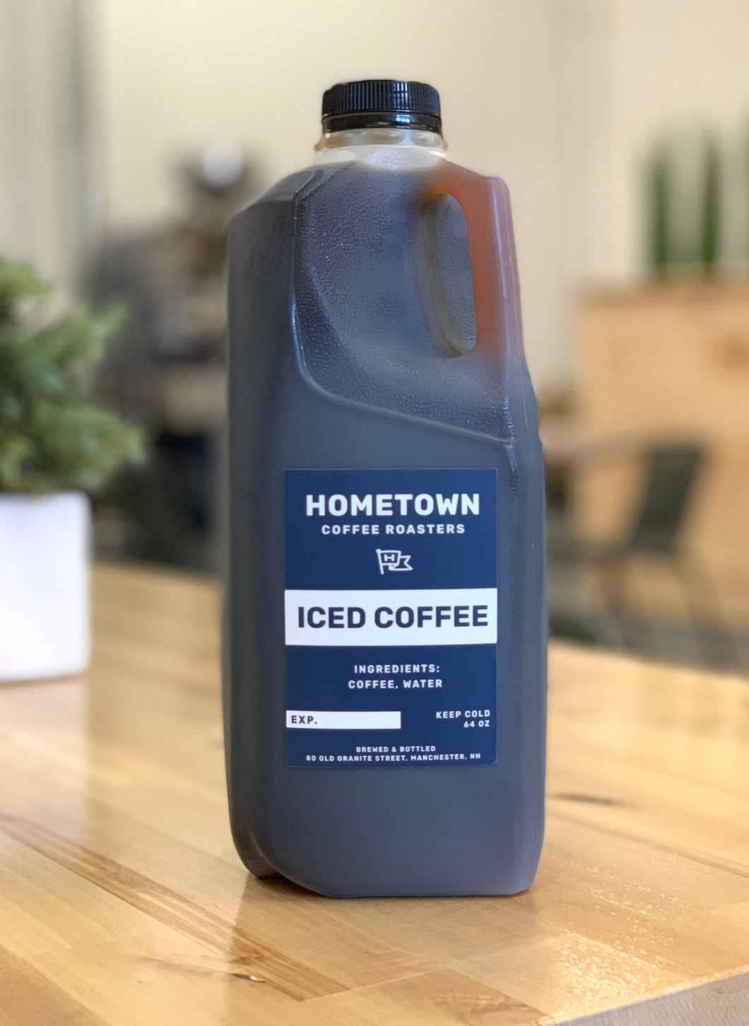 Half-Gallon Iced Coffee