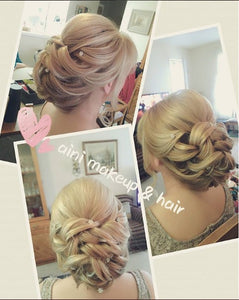 Advance Updo Lesson