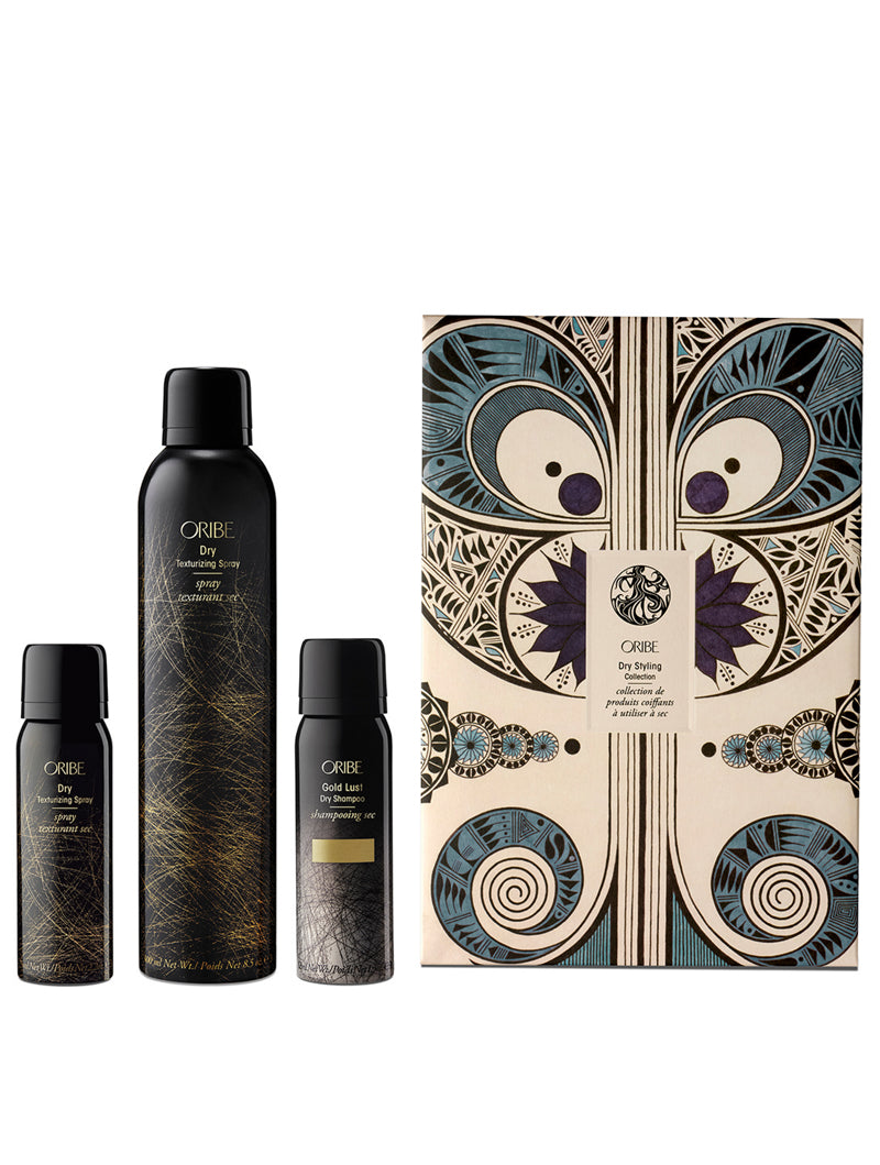 Oribe Dry Styling Spray Set 2020