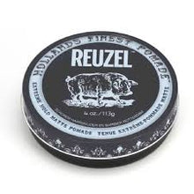 Load image into Gallery viewer, Reuzel Extreme Hold Matte Pomade