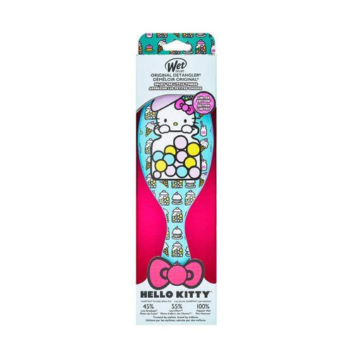 WET BRUSH Original Detangler Hello Kitty Blue