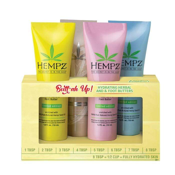 HEMPZ Butt-ah Up Hand Butter Set