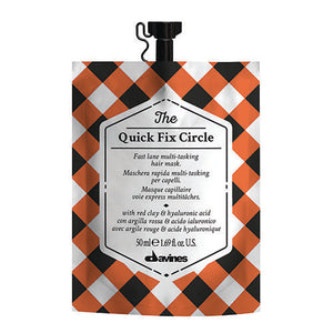 Davines The Quick Fix Circle Mask