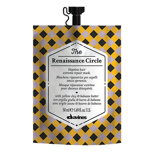 Davines The Renaissance Circle Mask