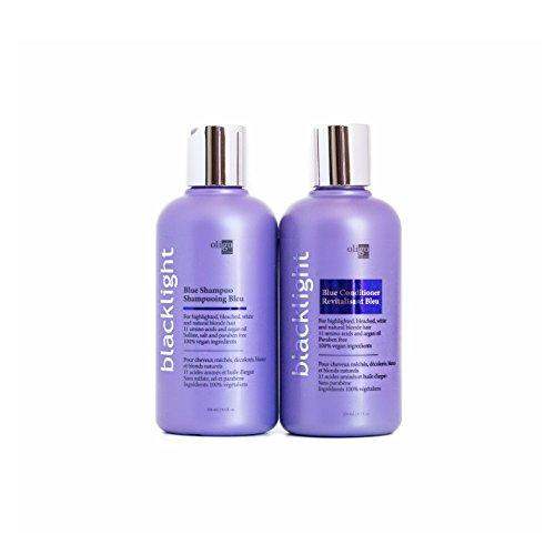 Oligo Blacklight Blue Shampoo & Conditioner Duo