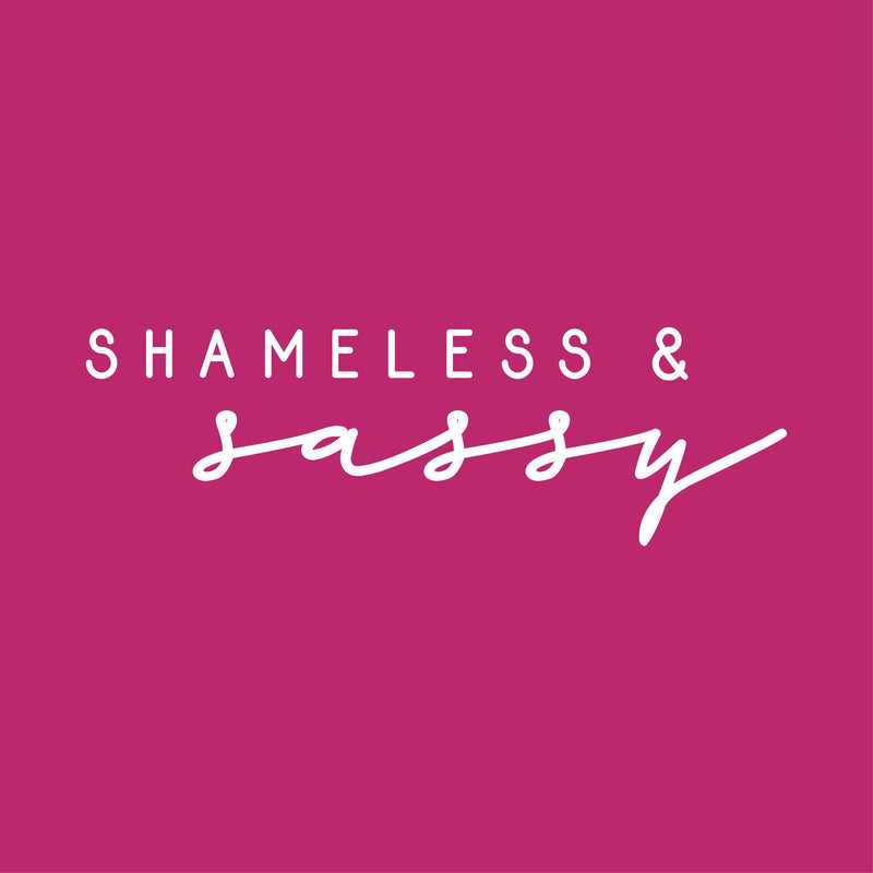 Striking Liquid Matte Lipstick-Shameless & Sassy