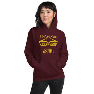 20/20/20 Vision Personalized Hoodies Collections