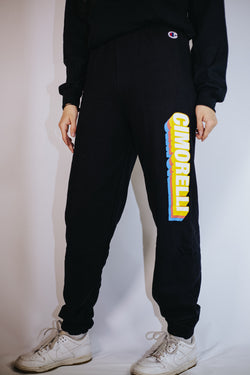 Cimorelli Sweatpants In Midnight Black