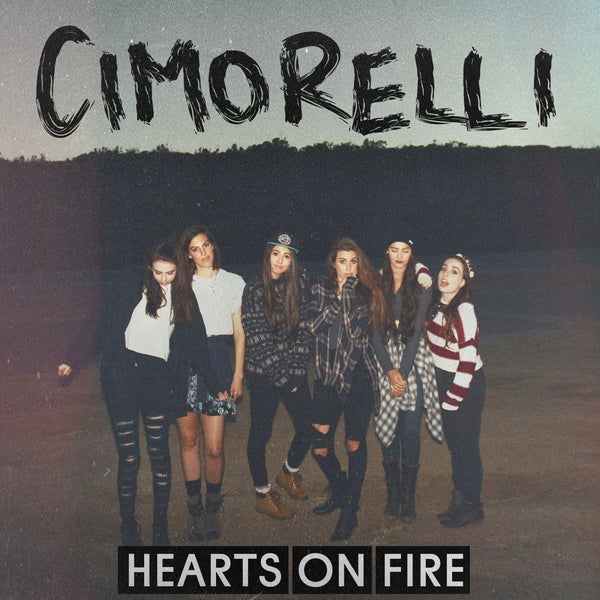 Hearts On Fire CD