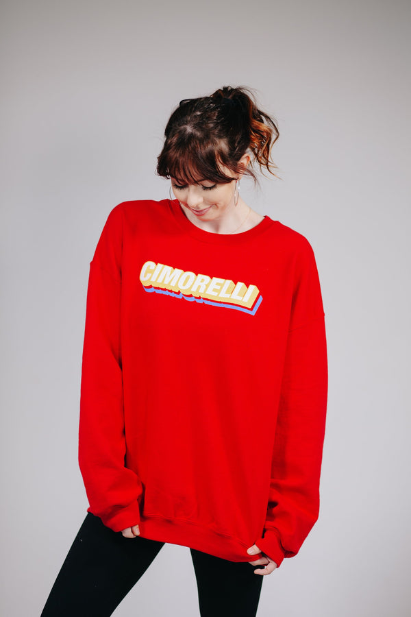 Red Hot Crewneck