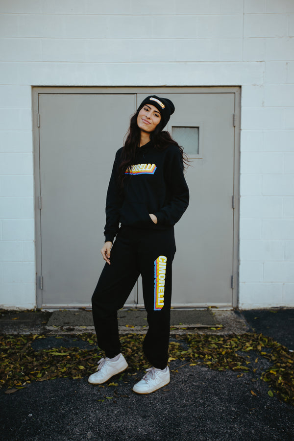 Head To Toe Sweatsuit Outfit