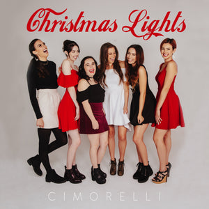 Christmas Lights (Autographed CD)