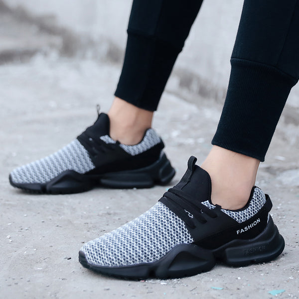 5d02f90908 Shoes Men Summer Sneakers Breathable Man Casual Shoes Fashion Mens Shoe  Tenis Masculino Adulto Sapato Masculino ...