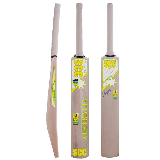 SCC Australian SH Indoor Cricket Bat