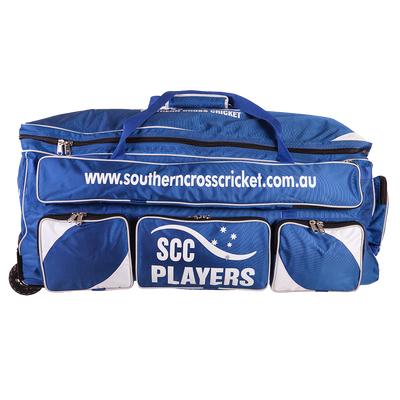 SCC Players Wheelie Cricket Bag