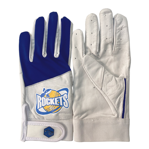 SCC ACT Rockets Slim Fit Indoor Cricket Glove