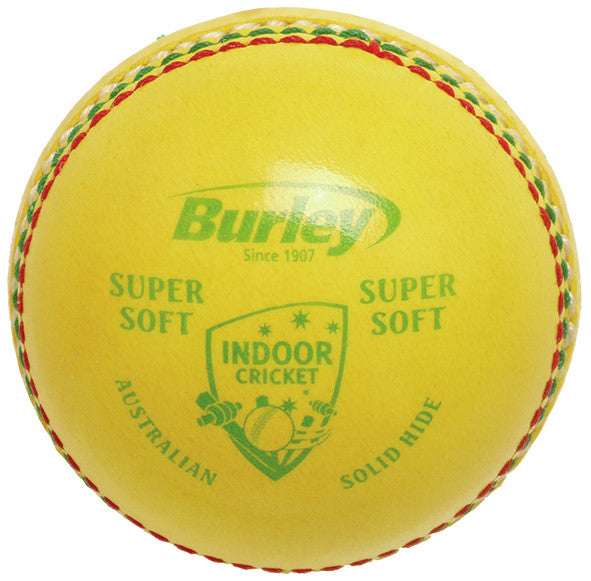 Burley Supersoft ICF Indoor Cricket Ball