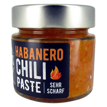 Lade das Bild in den Galerie-Viewer, Habanero Chili Paste